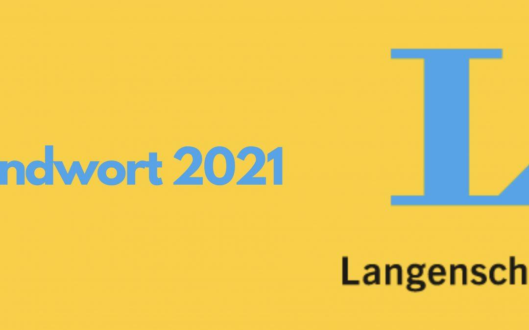 Jugendwort des Jahres 2021