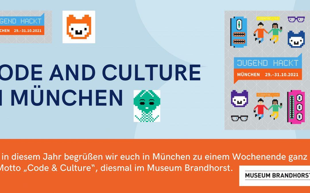 Jugend Hackt 2021 in München